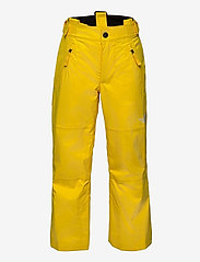 The North Face - Y SNOW SUSP PLUS PNT - skibroeken - lightning yellow - 2