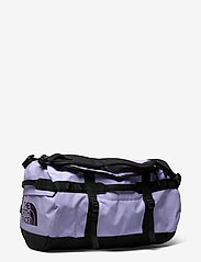 The North Face - BASE CAMP DUFFEL - S - salilaukut - sweet lavender-tnf black - 2