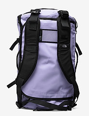 The North Face - BASE CAMP DUFFEL - S - salilaukut - sweet lavender-tnf black - 3