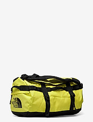 The North Face - BASE CAMP DUFFEL - S - salilaukut - sulphur spring green-tnf black - 2