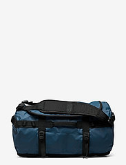 The North Face - BASE CAMP DUFFEL - S - salilaukut - monterey blue-tnf black - 0