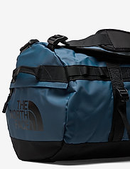 The North Face - BASE CAMP DUFFEL - S - salilaukut - monterey blue-tnf black - 4