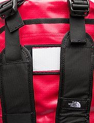 The North Face - BASE CAMP DUFFEL - S - sacs de sport - tnf red-tnf black - 4
