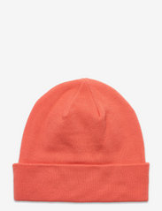 The North Face - DOCKWKR RCYLD BEANIE - mössor - emberglow ornge - 1