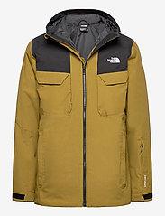 The North Face - M FOURBARREL TRI JKT - ski jassen - fir green/tnf black - 0