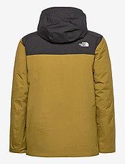 The North Face - M FOURBARREL TRI JKT - ski jassen - fir green/tnf black - 2