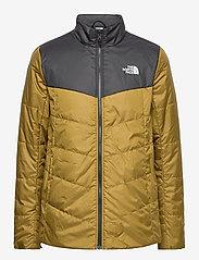 The North Face - M FOURBARREL TRI JKT - ski jassen - fir green/tnf black - 3