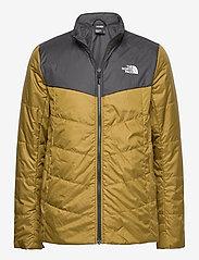 The North Face - M FOURBARREL TRI JKT - ski jassen - fir green/tnf black - 4