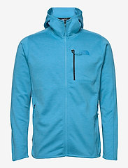 The North Face - M CYNLNDS HDIE - fleece - meridian blue heather - 0