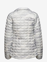 The North Face - W THERMOBALL ECO JAC - insulated jackets - tnf white waxed - 2