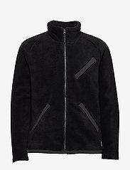 The North Face - M CRAGMNT FLC JKT - mittlere lage aus fleece - tnf black - 0