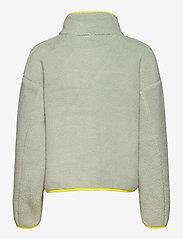 The North Face - W CRAGMONT FLC JKT - fleece - wrought iron-sulphur spring green - 1