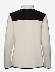 The North Face - W TKA GLCR SNPO - fleece - vintage white - tnf black - 1