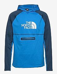The North Face - M VARUNA HD - kurtki polarowe - clrlkbl/blwngtl - 0