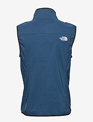 The North Face - M NIMBLE VEST - EU - softshell jassen - blue wing teal - 2