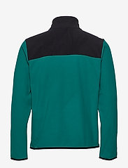 The North Face - M TKAGLCR FZJKT - fleece midlayer - fanfregn/tnfblk - 1