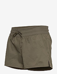The North Face - W APHRO MOTN SHORT - short de randonnée - new taupe green - 2