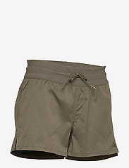The North Face - W APHRO MOTN SHORT - short de randonnée - new taupe green - 3