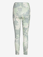 The North Face - W FLEX HR 7/8 TIGHT - løbe- og træningstights - wrought iron surreal sky print - 1