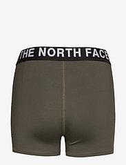 The North Face - W ESSEN SHORTYSHORT - spodenki treningowe - new taupe green - 1