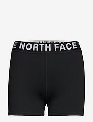 The North Face - W ESSEN SHORTYSHORT - träningsshorts - tnf black - 0