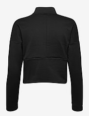 The North Face - W AT 1/4 ZIP - mid layer jackets - tnf black - 1