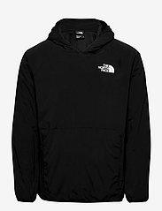 The North Face - M AT INS PO - basic-sweatshirts - tnf black - 0