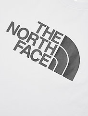 The North Face - W CROPPED EASY TEE - crop tops - tnf white - 2