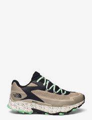 The North Face - M VECTIV TARAVAL - chaussures de randonnée - flax/tnf black - 1