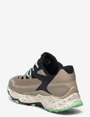 The North Face - M VECTIV TARAVAL - chaussures de randonnée - flax/tnf black - 2