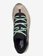 The North Face - M VECTIV TARAVAL - chaussures de randonnée - flax/tnf black - 3