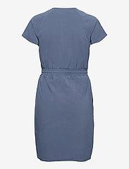 The North Face - W NSW DRESS - sommerkjoler - vintage indigo - 1