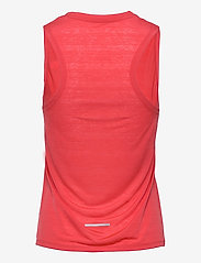 The North Face - W UP WITH THE SUN TANK - tank tops - horizon red - 1