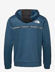 The North Face - M MA OVERLAY JKT - vestes d'extérieur et de pluie - monterey blue - 1