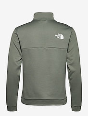 The North Face - M MA 1/2 ZIP - half zip-trøjer - agave green - 1