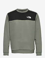 The North Face - M MA CREW - sweats - agave green - 0