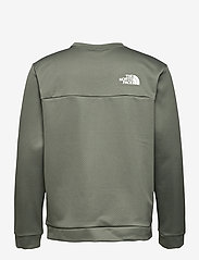 The North Face - M MA CREW - sweats - agave green - 1