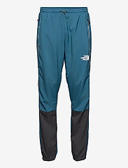 The North Face - M MA WOVEN PANT - outdoorbukser - monterey blue-tnf black - 0