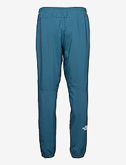 The North Face - M MA WOVEN PANT - outdoorbukser - monterey blue-tnf black - 1
