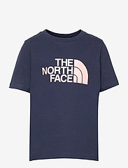 The North Face - G S/S EASY BOYFRIEND TEE - korte mouwen - tnf navy - 0