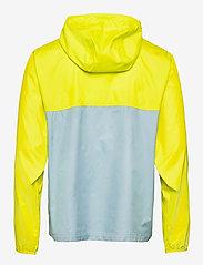 The North Face - M CYCLONE JACKET - vestes et manteaux - sulphur spring green-tourmaline blue - 1