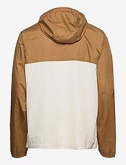 The North Face - M CYCLONE JACKET - vestes d'extérieur et de pluie - utility brown-vintage white - 1