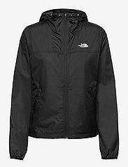 The North Face - W CYCLONE JKT - frilufts- og regnjakker - tnf black - 0