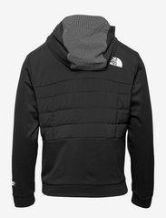 The North Face - M MA INSL JKT - EU - vestes d'extérieur et de pluie - tnf black - 1