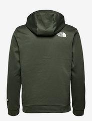 The North Face - M MA OVERLAY JKT - EU - vestes d'extérieur et de pluie - thyme - 1