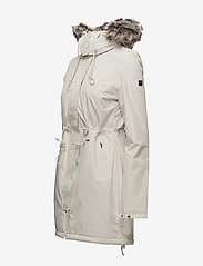 The North Face - W ZANECK PARKA - insulated jackets - vintage white - 8