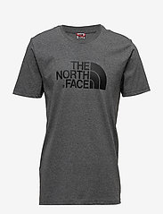 The North Face - M S/S EASY TEE - t-shirts à manches courtes - tnf medium grey heather (std) - 0