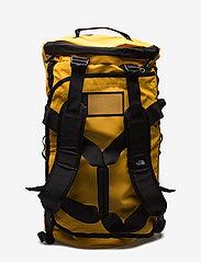 The North Face - BASE CAMP DUFFEL - M - salilaukut - summit gold-tnf black - 4