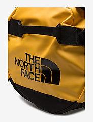The North Face - BASE CAMP DUFFEL - M - salilaukut - summit gold-tnf black - 7