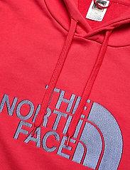 The North Face - M LT DREW PEAK PO HD - pulls a capuche - rococco red - 2